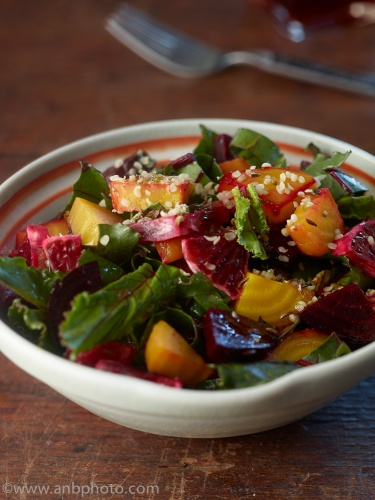 Roasted Beet and Blood Orange Salad with Caraway Seeds ...